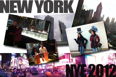 New York | NYE 2012