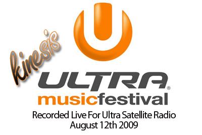 Kinesis – Ultra Music Festival (Satellite Radio)