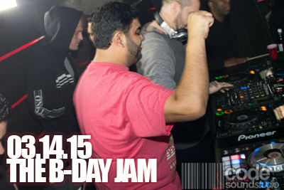 RocksnBlunts B-day Jam! Live at Code | 03.14.15